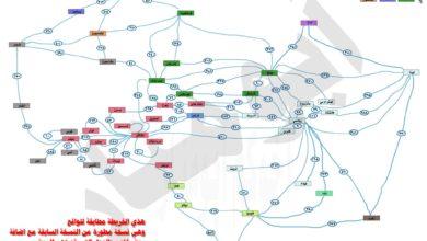 Photo of خريطة أوربا | خريطة المسافات بين مدن ودول أوربا الاصدار الثالث 2019
