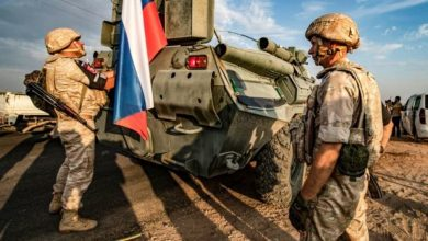 Photo of انتشار الشرطة الروسية على الحدود السورية
