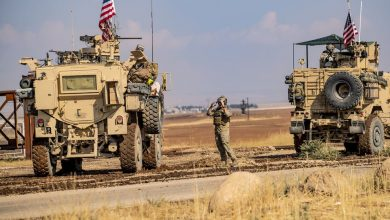 Photo of بعد الانسحاب قيام اول دورية امريكية تسير في سوريا