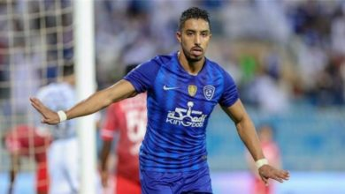 Photo of سالم الدوسري يبتعد عن الملعب 10 أيام بسبب اصابته