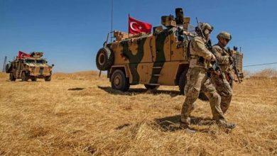 Photo of قصف الحدود السورية اليوم من قبل تركيا