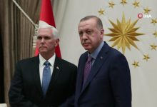 Photo of مباحثات بنس مع اردوغان لوقف الهجوم على سوريا