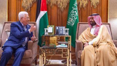Photo of مجلس اعمال مشترك بالاتفاق بين كلا من ولي العهد السعودي وعباس