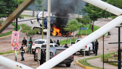 "Photo of المكسيك.. مواجهات عنيفة بعد اعتقال نجل ""إل تشابو"" والشرطة تطلق سراحه"