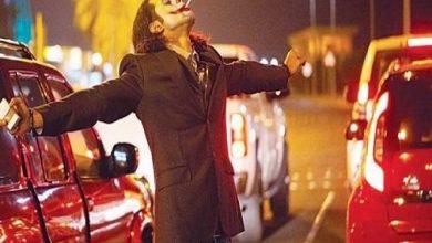 """Photo of الكشف عن هوية """"الجوكرالكويتي """"الذي ظهر ليلا في شوارع الكويت.. وهكذا جاءت ردة فعله بعد القبض عليه !"""