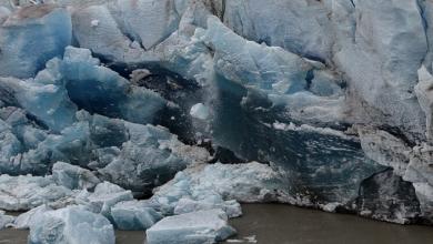 Photo of أكثر الأنهار الجليدية سماكة في العالم استسلم لآثار تغير المناخ