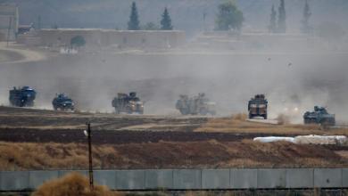 Photo of وزارة الدفاع التركية العسكريين الروس والأتراك أنهوا الدورية السابعة المشتركة شمال شرقي سوريا.