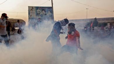 Photo of العراق مجموعة منفلتة في منطقة البلديات شرقي العاصمة قامت بتفجير