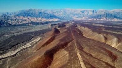 Photo of باحثون باليابان 143 نقشا صخريا جديدا في صحراء ناسكا بجنوب البيرو
