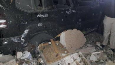 Photo of الرحمون استهداف معاد لبناء في المزة غربية وهناك عدد من الشهداء والجرحى