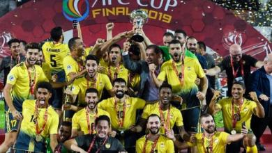 Photo of نادي العهد اللبناني بلقب كأس الاتحاد الآسيوي 2019