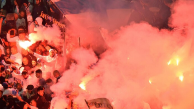 Photo of مرسيليا إلى المركز الثاني في الدوري الفرنسي لكرة القدم بفوزه على ليون 2-1