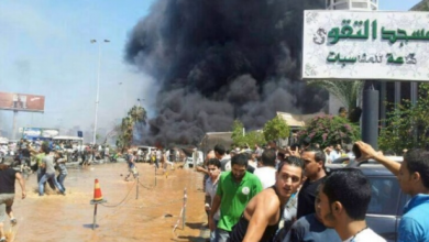 Photo of مقتل 47 شخصا وسقوط نحو 500 جريح بتفجيري مسجدين طرابلس