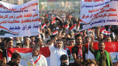Photo of ثلاثة متظاهرين قتلوا وجرح 196 آخرون خلال صدامات مع القوات الأمنية في البصرة