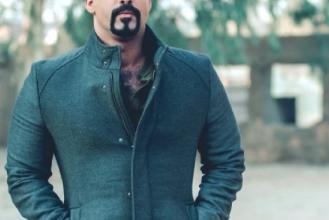 Photo of بالفيديو الفنان الشاب هيثم احمد زكي في زمه الله