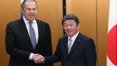 Photo of وزير الخارجية الروسي سيرغي لافروف ضرورة اعتراف اليابان بسيادة روسيا على جزر الكوريل الجنوبية