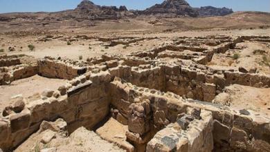 """Photo of حجر غريب في الأردن قد """"يخفي"""" أسرارا مثيرة!"""