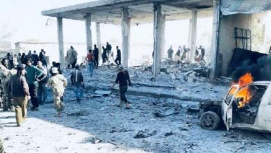 Photo of مدينة تل أبيض شمال الرقة شرقي سوريافما لاتزال الأنباء متضاربة حول أعداد الجرحى والقتلى