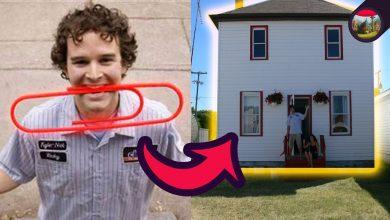 Photo of الرجل الذكي الذي استطاع مبادلة مشبك ورق ببيت كامل