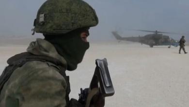 Photo of وحدة هجومية من الشرطة العسكرية الروسية على قاعدة أمريكية