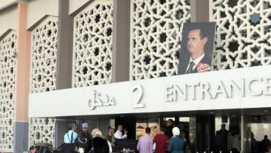 Photo of سماع دوي انفجارات ضخمة صباح اليوم قرب مطار دمشق الدولي