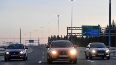 Photo of روسياإنجاز طريق سريع جديد للسيارات والشاحنات بين المدينتين.