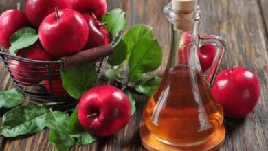Photo of يقى خل التفاح من خطر الإصابة بالسرطان لاحتوائه على مادة البوليفينول