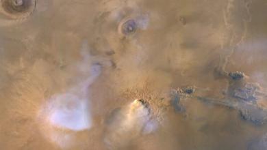 Photo of عواصف الغبار تحرم المريخ من الماء