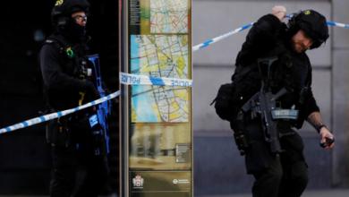 Photo of كشفت الشرطة البريطانية عن اسم الرجل الذي قتل يوم أمس شخصين طعنا في لندن