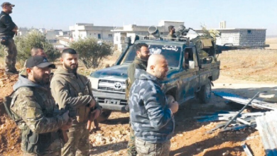 Photo of الجيش السوري يوسع سيطرته في إدلب وتحركات لتسليم معرة النعمان دون قتال