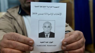 Photo of الانتخابات الرئاسية الجزائرية لعام 2019أعرب أزيد من مئة جزائري عن نيته للترشح