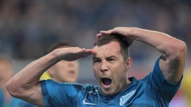 Photo of دزيوبا ينال جائزة أفضل لاعب في روسيا للمرة الثانية تواليا