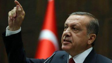 Photo of أردوغان يهدد : التصريحات الوقحة لقبرص الرومية لن تمنع تركيا من تنفيذ سياستها في شرق البحر المتوسط