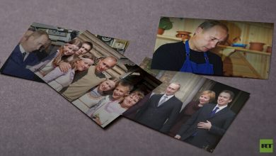 Photo of نشر أرشيفا من الصور ومقاطع الفيديو، مكرسة لـ 20 عاما من قيادة الرئيس فلاديمير بوتين لروسيا