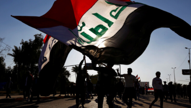 Photo of محتجو العراق يعلنون إضرابا عن الطعام