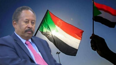Photo of توجهرئيس الوزراء السوداني عبد الله حمدوك والوفد المرافق له إلى الولايات المتحدة في زيارة رسمية تستغرق 6 أيام.