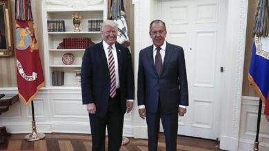 Photo of البيت الأبيض يعمل على ترتيب اجتماع بين الرئيس دونالد ترامب ووزير الخارجية الروسي سيرغي لافروف