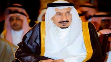 Photo of الأمير متعب بن عبدالعزيز آل سعود في زمه الله