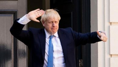 Photo of بوريس جونسون هو سياسي بريطاني وروائي وصحافي ومؤرخ ورئيس الوزراء في المملكة المتحدة