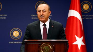 "Photo of وزير الخارجية التركي مولود تشاووش أوغلو أن بلاده منفتحة على بدائل لـ ""إف 35"" بما في ذلك من روسيا"