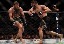 Photo of الفنون القتالية المختلطة MMA : المقابل المادي لقبول نزال إعادة مع الإيرلندي كونور ماكغريغور 100 مليون دولار