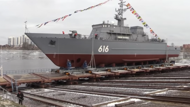 Photo of البحرية الروسية تتسلم أضخم كاسحة ألغام بلاستيكية في العالم