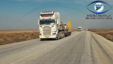 "Photo of وصول 130 شاحنة محملة بمساعدات عسكرية من التحالف الدولي إلى قوات سوريا الديمقراطية ""قسد"