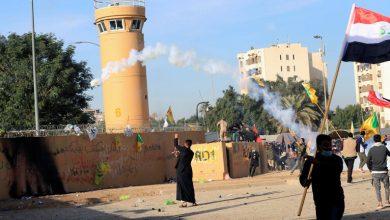 Photo of العراق: هيئة الحشد الشعبي تدعو جماهيرها إلى الانسحاب من محيط السفارة الأمريكية في بغداد.