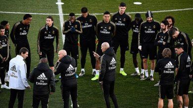Photo of تدريبات ريال مدريد :العام الجديد لريال مدريد الإسباني عودة كل من مارسيلو ولوكاس فاسكيز بعد الشفاء من إصابتهما بشكل كامل