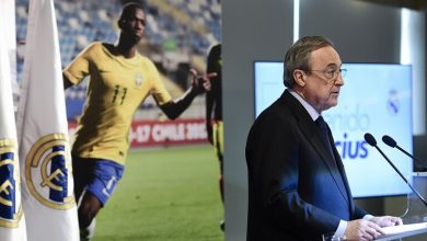 Photo of ريال مدريد اتفاق مع فلامنغو البرازيلي بشأن ضم لاعب وسط هجومه الشاب رينير جيسوس