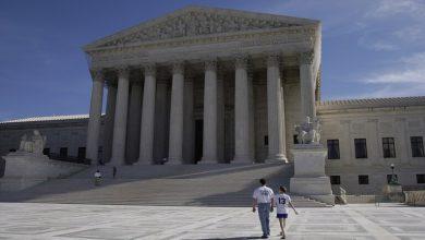 Photo of قاضية المحكمة الأمريكية العليا : بيدر غينسبورغ 86 عاما أنها تعافت للمرة الأخيرة من مرض السرطان