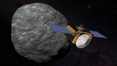 Photo of اقترب مسبار OSIRIS-REx التابع لـ ناسا من سطح كويكب بينو