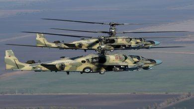 "Photo of تم تزويد مروحية ""كا – 52"" (التمساح) الروسية بأنظمة اتصال فيديو"