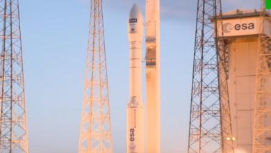 Photo of فيديو ..أوروبا تعدل صواريخ Vega الفضائية